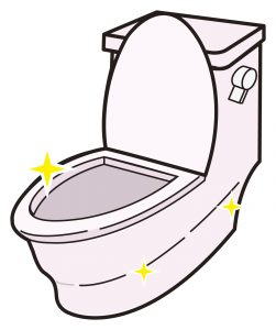 トイレ イラスト